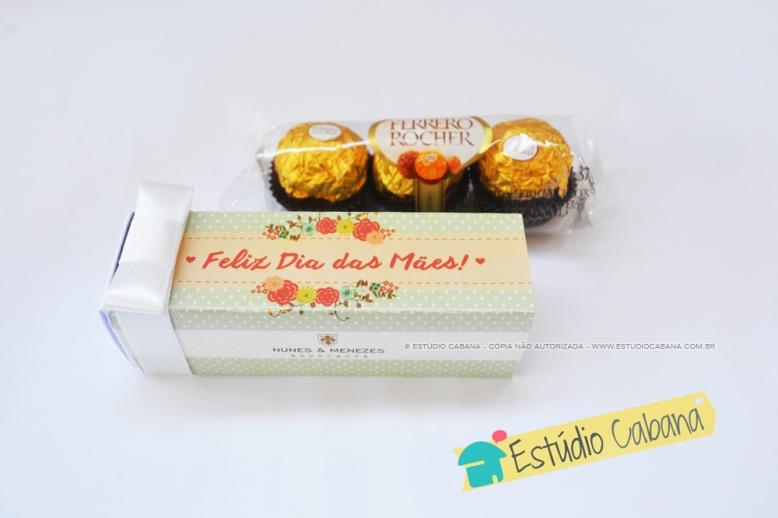 Caixinha Ferrero Rocher Dia das mães 2 gifts copy
